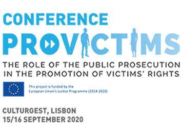 Conferência Provítimas