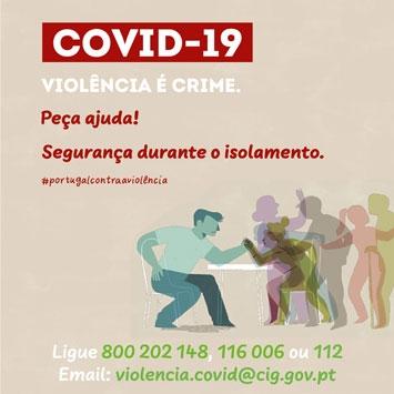 Covid-19 – Segurança durante o isolamento